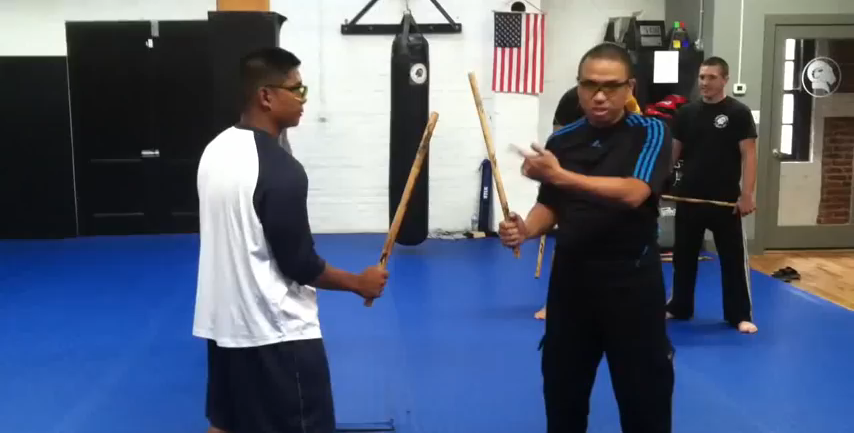 Filipino Kali Demonstration