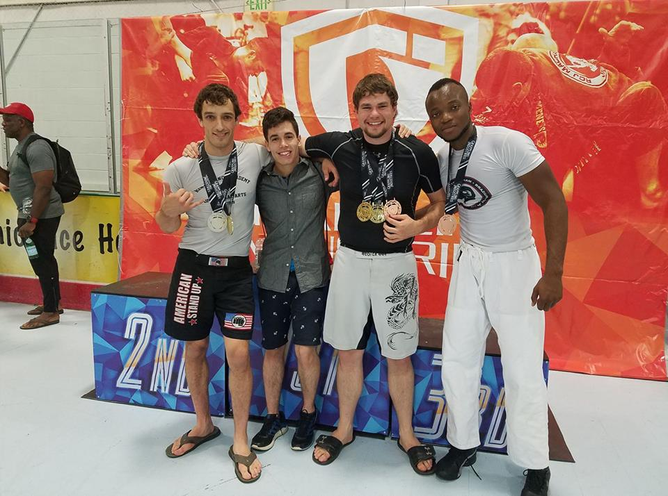 DC Open From Grappling Industries